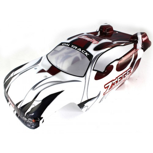 1:8 Truggy Body(White)
