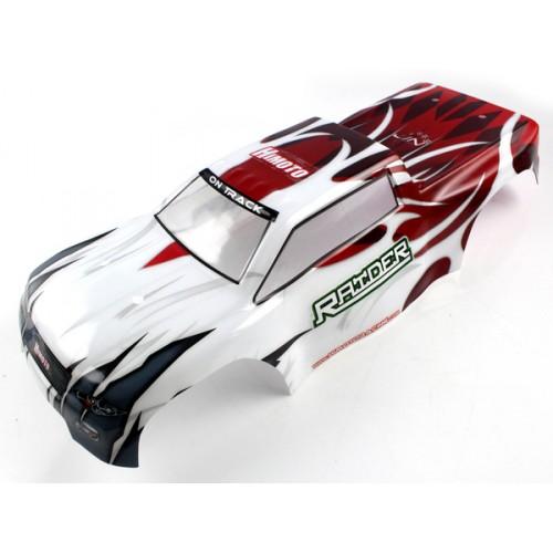 1:8 Truck Body(White)