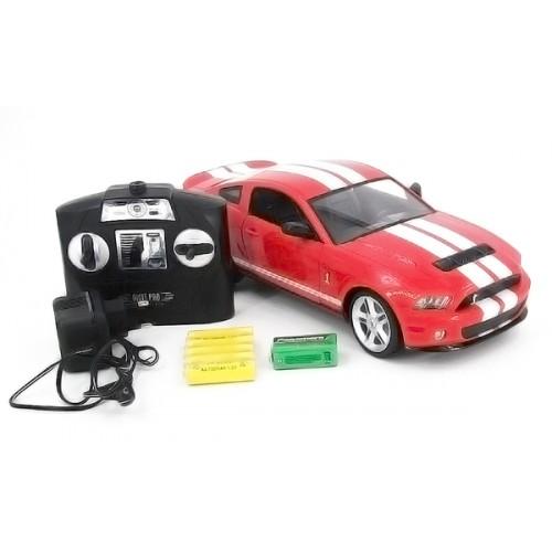 Машинка р/у 1:14 Meizhi лиценз. Ford GT500 Mustang (красный)