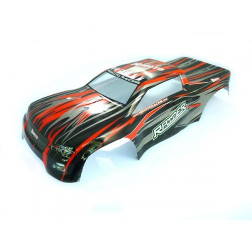 1:8 Truck Body Red