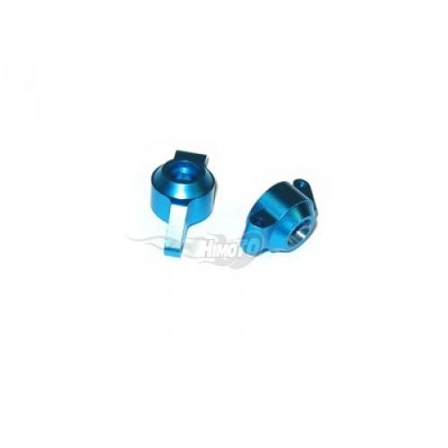 (82904) Blue Alum Rear Uprights 2P