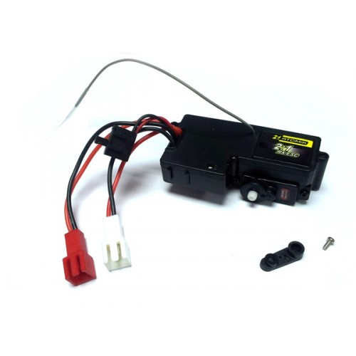 1:18 HTX-243RES 3in1 Servo/ESC/Receiver