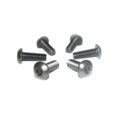 4*14 Button Head Screws 6P