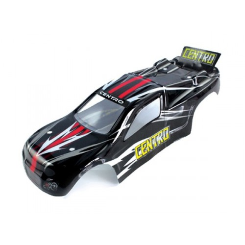 1:18 Truggy Body Black