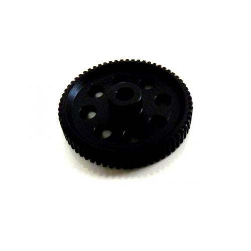 0.6 Module Diff Main Gear Steel (64T) 1P