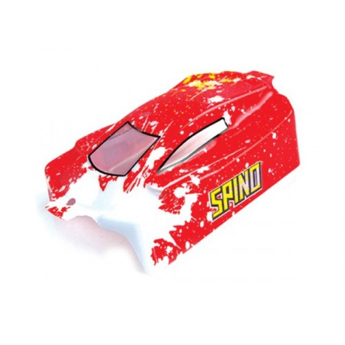 1:18 Buggy Body Red