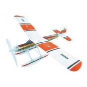 Резиномоторные самолеты