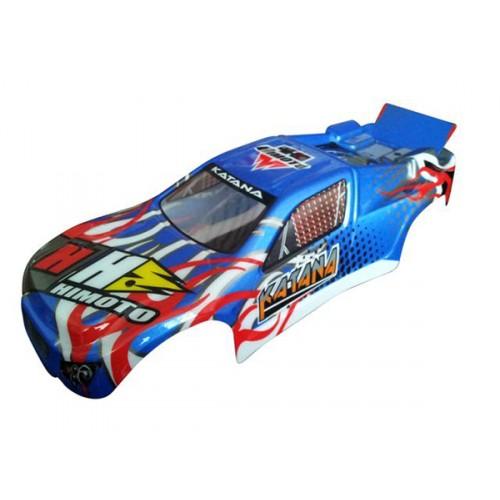 31506 1:10 Truggy Car Body Blue 1P