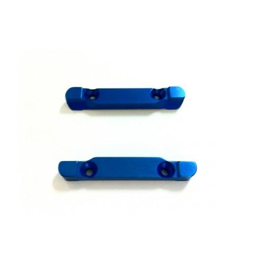 (86634) Blue Alum Front Upper Susp Arm Holder 1P
