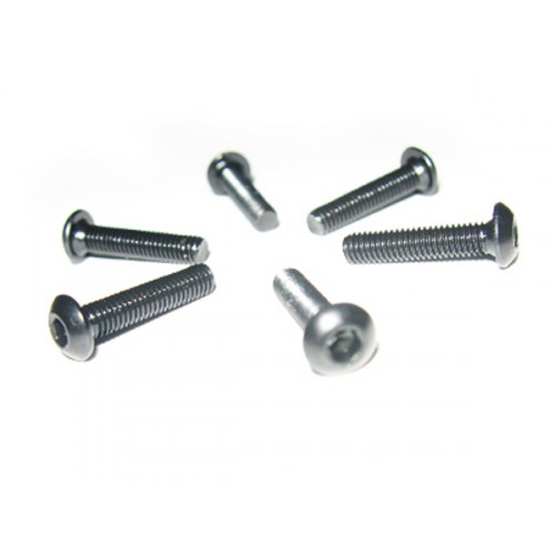 3*14 Button Head Screws 6P
