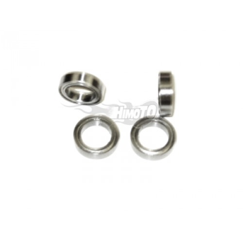 (86693) Ball Bearings 10*15*4Mm 4P