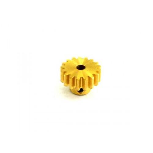 11177 0.8 Module Motor Gear (17T) 1P